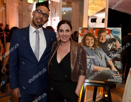 Editorial photo of AARP The Magazine's 17th Annual Movies For Grownups Awards, Beverly Hills, USA - 05 Feb 2018