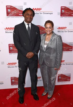 Editorial picture of AARP The Magazine's 17th Annual Movies For Grownups Awards, Beverly Hills, USA - 05 Feb 2018