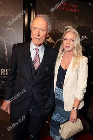 Clint Eastwood, Director/Producer, Christina Sandera