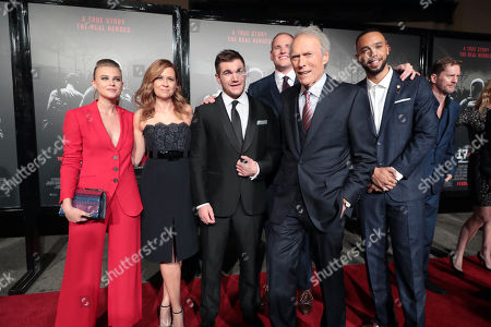 Jeanne Goursaud, Jenna Fischer, Alek Skarlatos, Spencer Stone, Clint Eastwood, Director/Producer, Anthony Sadler