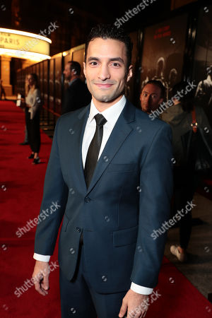 Editorial picture of Warner Bros. Pictures 'The 15:17 to Paris' World film Premiere, Los Angeles, CA, USA - 05 Feb 2018
