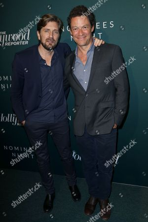 Ruben Ostlund, Dominic West.