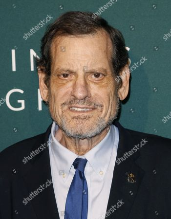 Producer Howard Rosenman arrives at the The Hollywood Reporter's 2018 Academy Awards Nominees Night at the Cut Beverly Hills, in Beverly Hills, Calif
