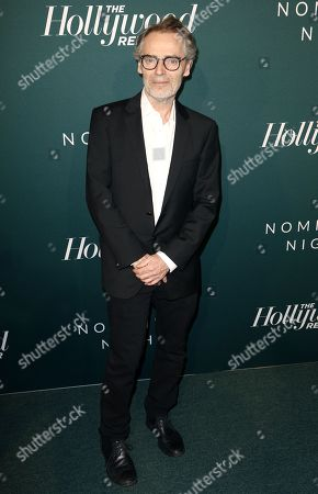 Dan Laustsen arrives at the The Hollywood Reporter's 2018 Academy Awards Nominees Night at the Cut Beverly Hills, in Beverly Hills, Calif