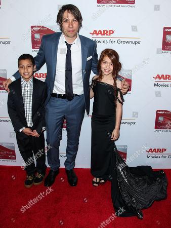 Stock Picture of Christopher Rivera, Sean Baker, Valeria Cotto