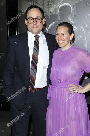 PJ Byrne and Jaime Nicole Padula