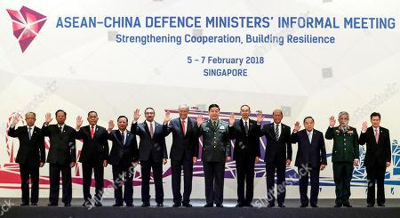 Editorial picture of ASEAN, Singapore, Singapore - 06 Feb 2018