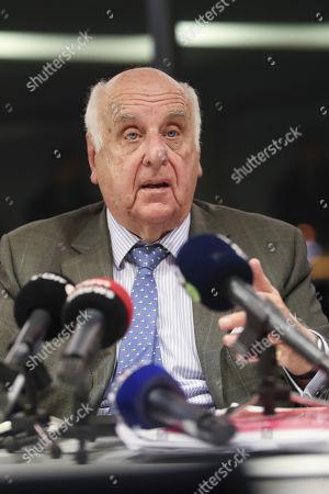 Stock Picture of Etienne Davignon