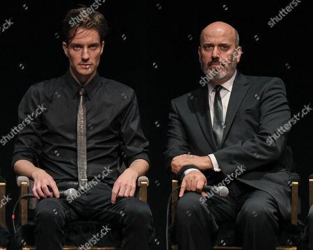 special effects make-up artist Arjen Tuiten and costume designer Mark Bridges,