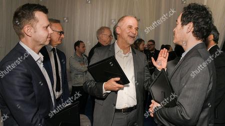 Julian Slater, John Nelson and Paul D. Austerberry