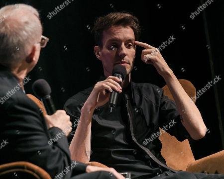 Tim Gray and Arjen Tuiten
