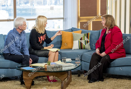 Editorial picture of 'This Morning' TV show, London, UK - 06 Feb 2018