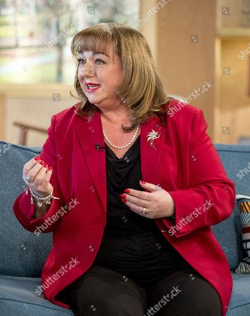 Stock Image of Sharon Hodgson