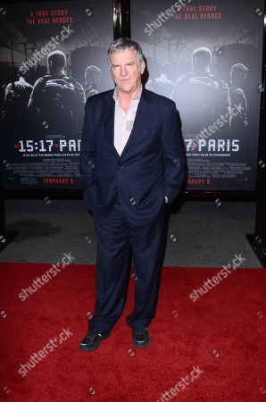 Editorial picture of 'The 15:17 to Paris' film premiere, Arrivals, Los Angeles, USA - 05 Feb 2018