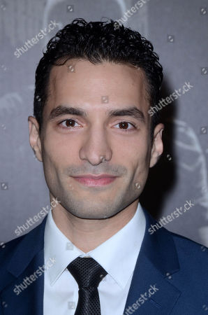 Editorial photo of 'The 15:17 to Paris' film premiere, Arrivals, Los Angeles, USA - 05 Feb 2018