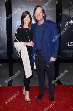 Editorial image of 'The 15:17 to Paris' film premiere, Arrivals, Los Angeles, USA - 05 Feb 2018