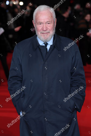 Stock Picture of Sir Robin Knox-Johnston