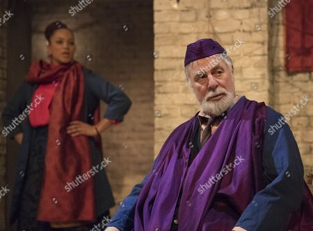 Barrie Rutter as The Emperor