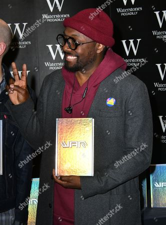 will i am and his book