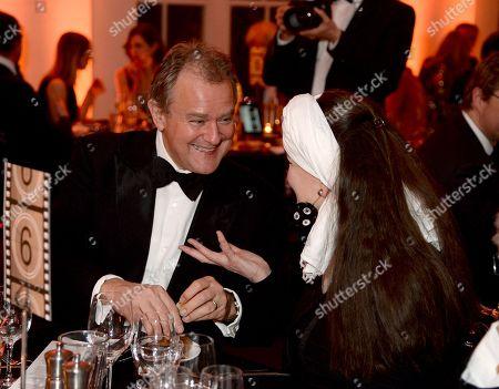 Hugh Bonneville and Lady Emma Fellowes