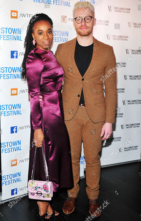 Editorial picture of Williamstown Theatre Festival Gala, Arrivals, New York, USA - 05 Feb 2018