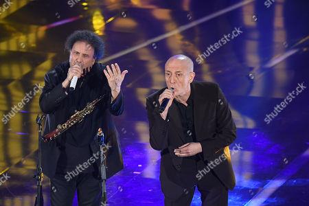 Editorial photo of 68th Sanremo Music Festival, Italy - 06 Feb 2018