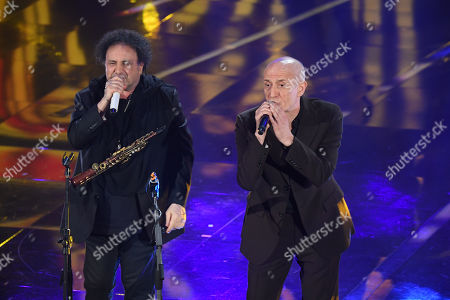 Editorial image of 68th Sanremo Music Festival, Italy - 06 Feb 2018
