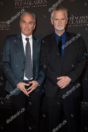 James Foley and Marcus Viscidi