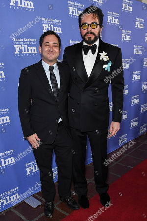 Scott Feinberg and Roger Durling