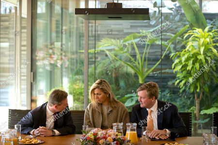 King Willem-Alexander, Queen Maxima. Dutch King Willem-Alexander, right, and Queen Maxima speak with Dutch Foreign Minister Halbe Zijlstra before a briefing at the Dutch Ambassador's residence in Beijing, . Willem-Alexander and Maxima are on a visit to China en route to South Korea to attend the Winter Olympics in Pyeongchang