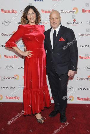 Tom Colicchio and Lori Silverbush