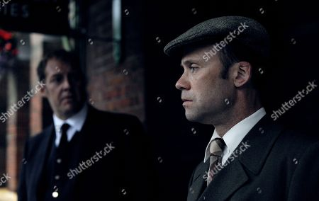 Editorial picture of 'Endeavour' (Series 5, Episode 3) TV Series  - 18 Feb 2018