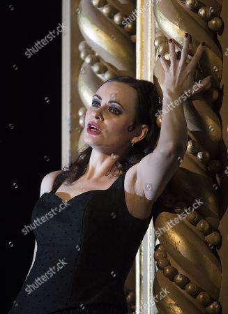 Anna Goryachova as Carmen