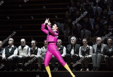 Editorial photo of 'Carmen' Opera performed at the Royal Opera House, London, UK, 05 Feb 2018