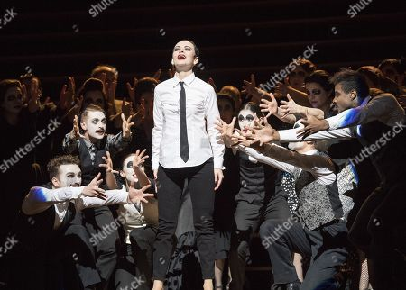 Editorial picture of 'Carmen' Opera performed at the Royal Opera House, London, UK, 05 Feb 2018
