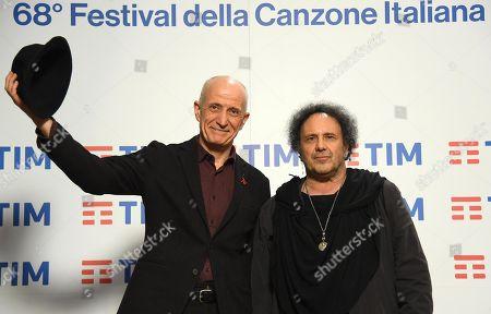 Peppe Servill and Enzo Avitabile