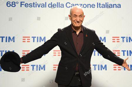 Stock Photo of Peppe Servillo
