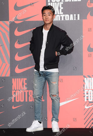 Editorial picture of Nike Football event, London, UK - 07 Feb 2018