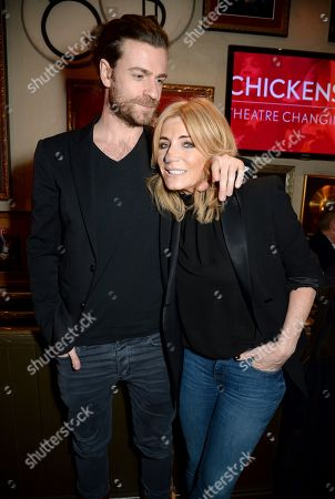 Editorial photo of Chickenshed's Annual Gala Dinner, London, UK - 07 Feb 2018