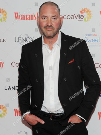 Editorial photo of Women's Day Red Dress Awards, Arrivals, New York, USA - 06 Feb 2018