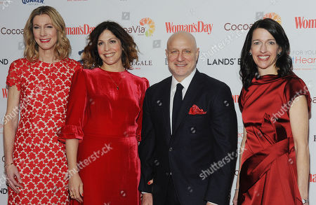 Stock Picture of Kassie Means, Susan Spencer, Lori Silverbush, Tom Colicchio
