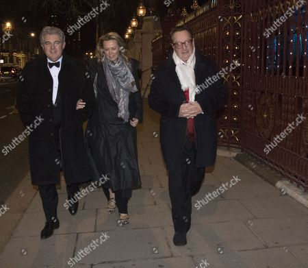 Editorial photo of Tory Winter Ball, The Natural History Museum, London, UK - 7 Feb 2018