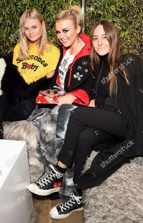 Ella Ross, Tallia Storm and Alaia de Santis