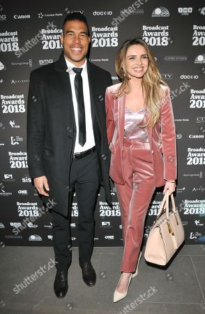 Jason Bell and Nadine Coyle