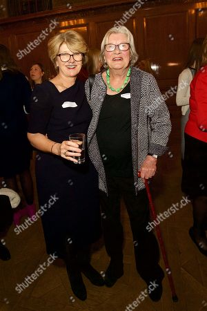 Stock Photo of Sue Part and Lynn Barber