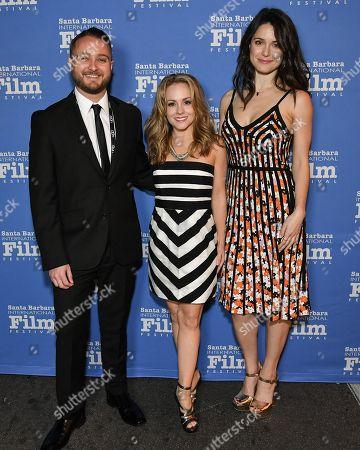 Editorial photo of American Riviera Award, Arrivals, 33rd Santa Barbara International Film Festival, USA - 07 Feb 2018