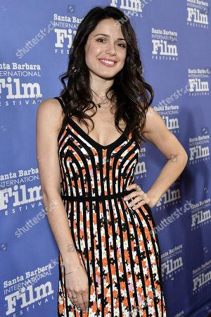 Editorial image of American Riviera Award, Arrivals, 33rd Santa Barbara International Film Festival, USA - 07 Feb 2018