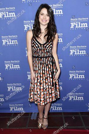 Editorial picture of 2018 International Film Festival - American Riviera Award, Santa Barbara, USA - 07 Feb 2018