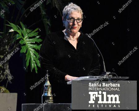 Editorial picture of American Riviera Award, Show, 33rd Santa Barbara International Film Festival, USA - 07 Feb 2018