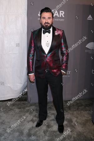 Editorial photo of amFAR Gala 2018 Honoring Lee Daniels, New York, USA - 07 Feb 2018
